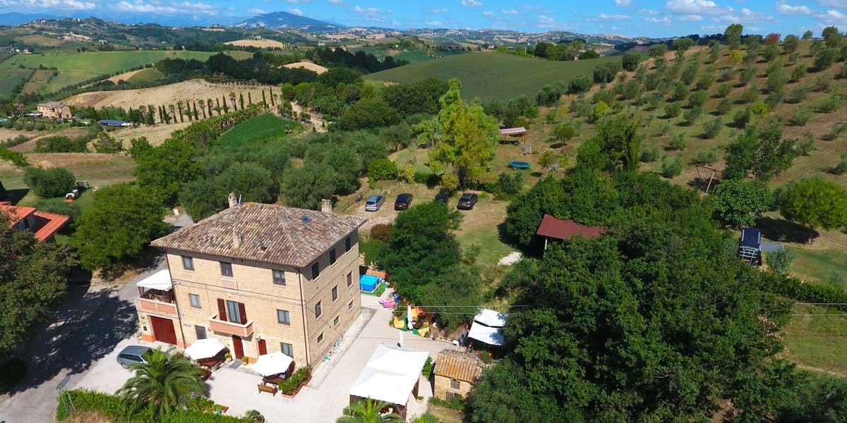 Agriturismo Villa Bussola